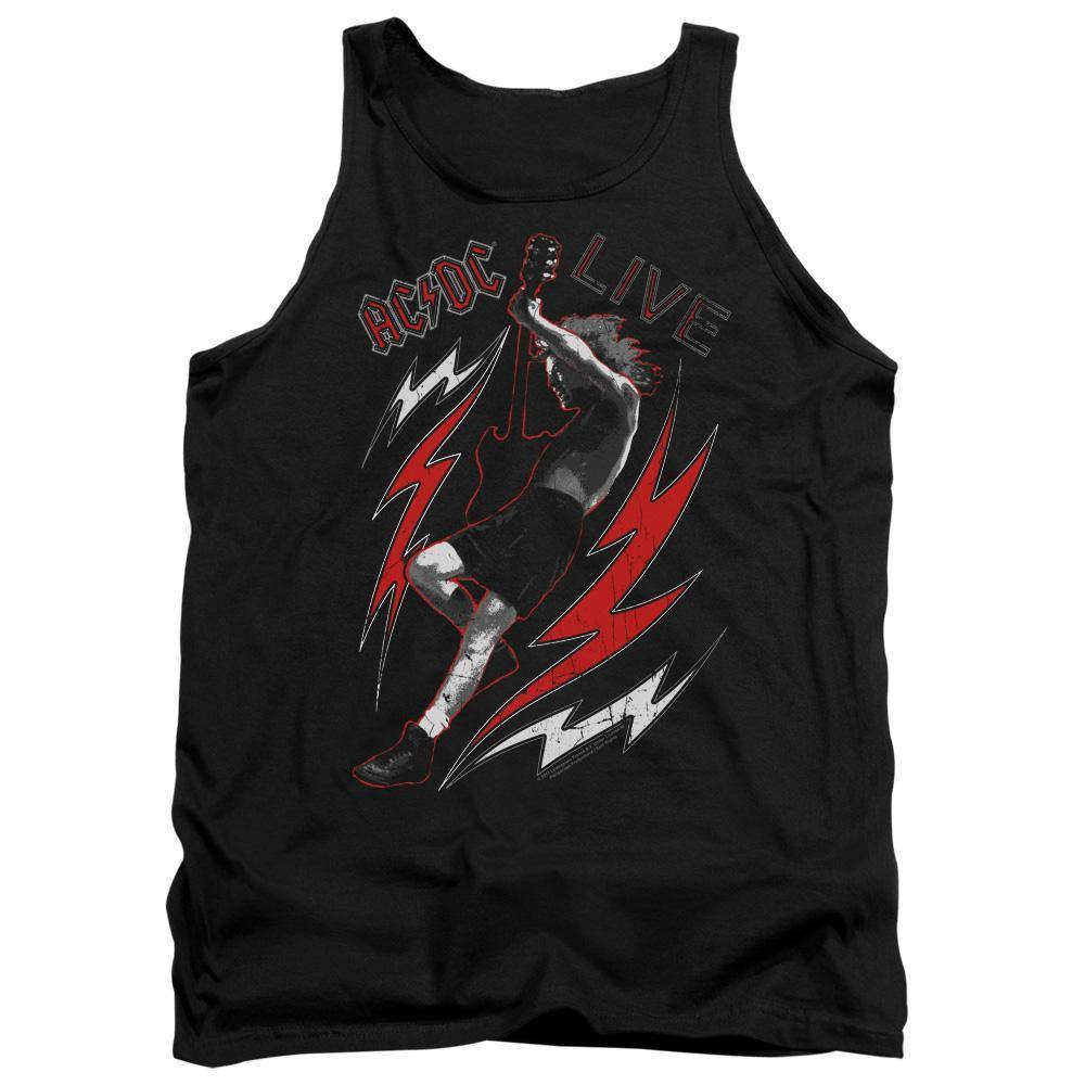 AC/DC Live Tank Top - Rocker Merch