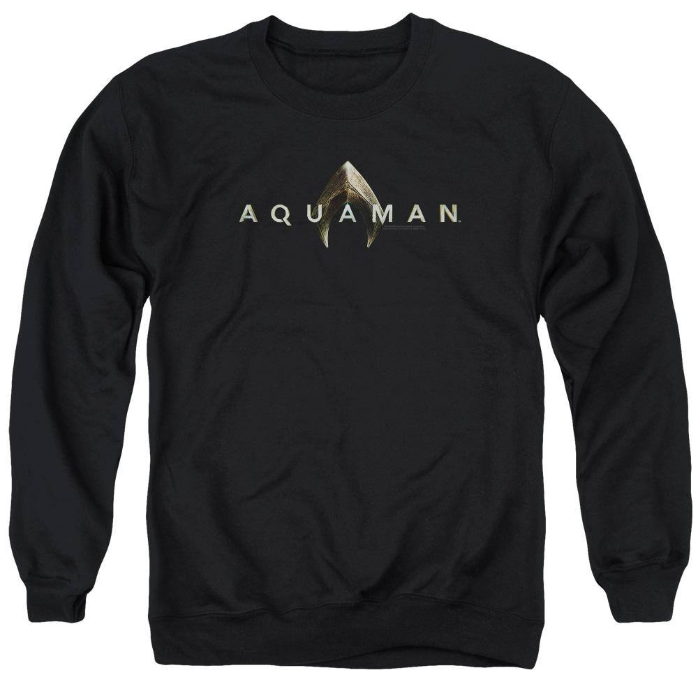 Aquaman Movie Logo Sweatshirt