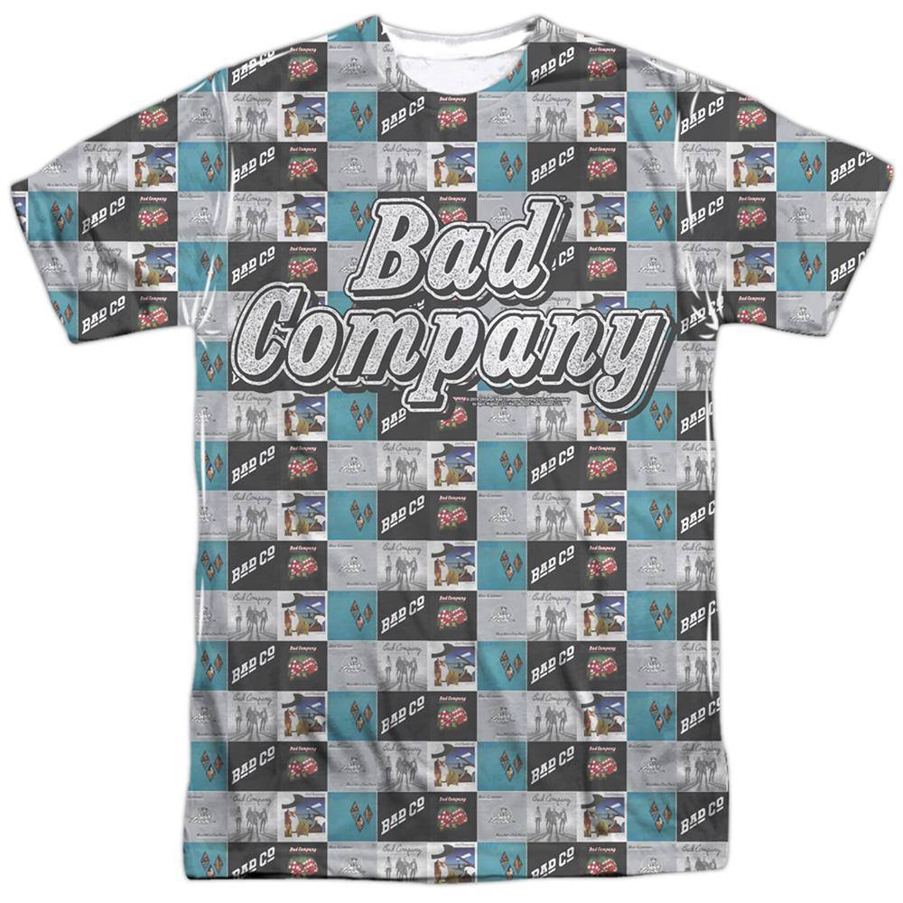 Bad Company Originals Sublimation T-Shirt