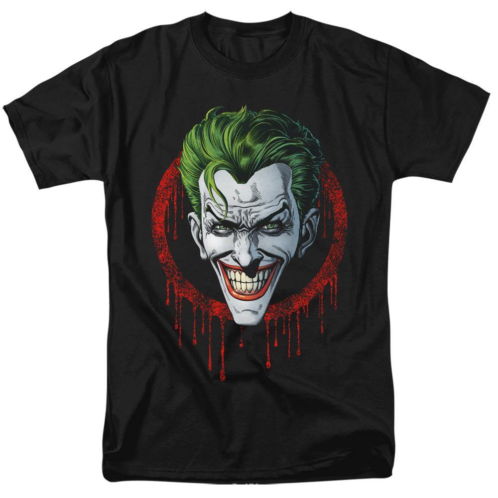 The Joker Joker Drip T-Shirt