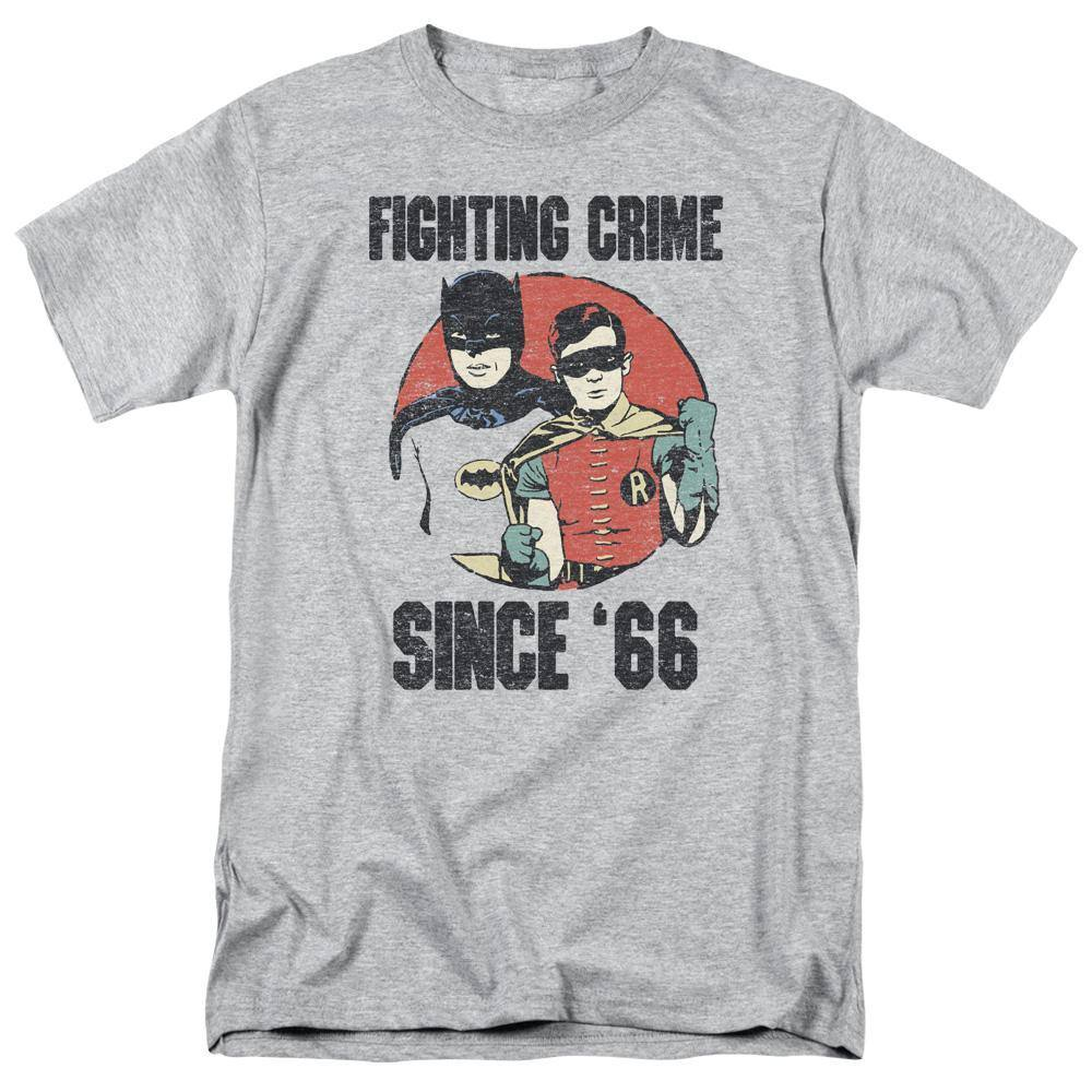 Batman TV Show Since '66 T-Shirt - Rocker Merch