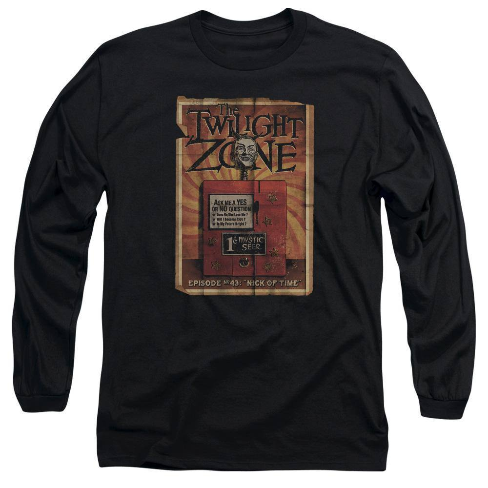 The Twilight Zone Seer Long Sleeve T-Shirt