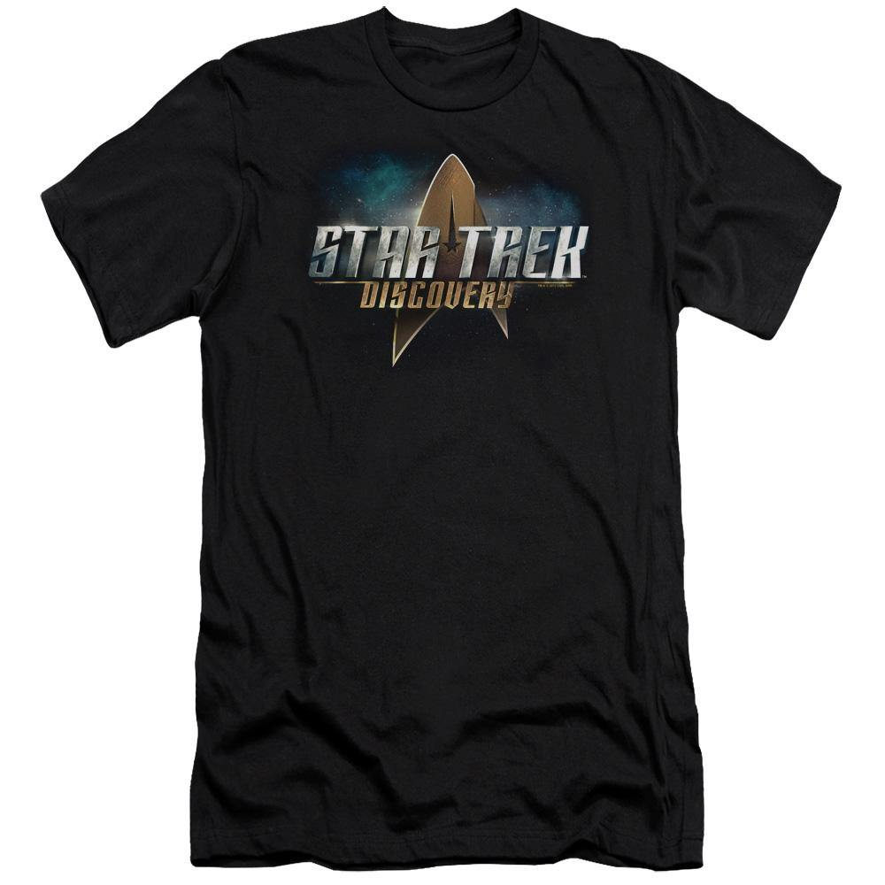 Star Trek Discovery Logo T-Shirt - Rocker Merch