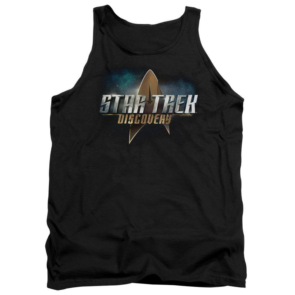 Star Trek Discovery Logo Tank Top