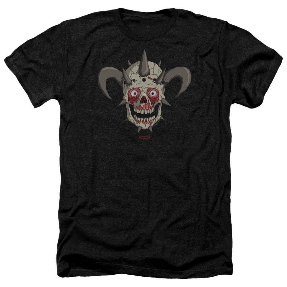 Metalocalypse Dethklok Facebones T-Shirt - Rocker Merch