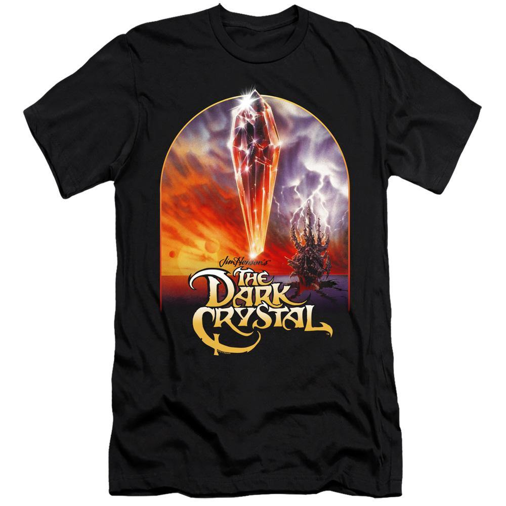 The Dark Crystal Movie Crystal Poster T-Shirt - Rocker Merch