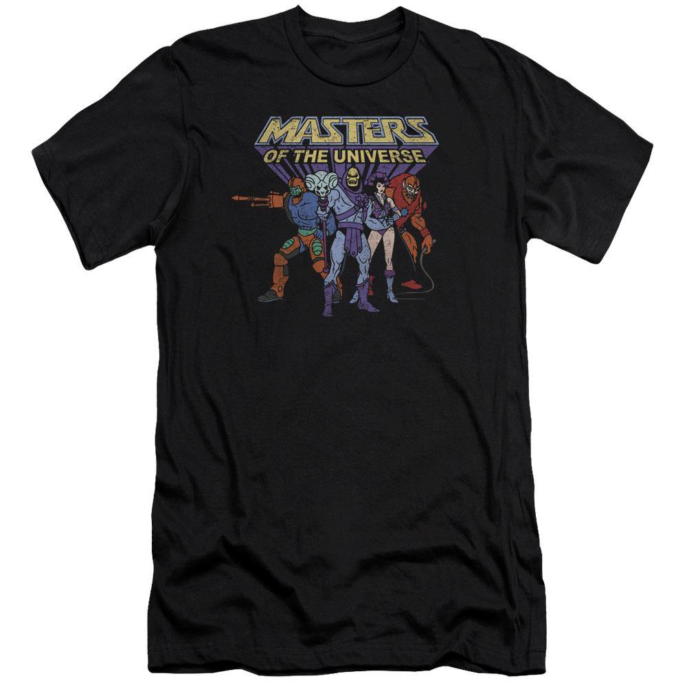 Masters Of The Universe Team Of Villains T-Shirt - Rocker Merch