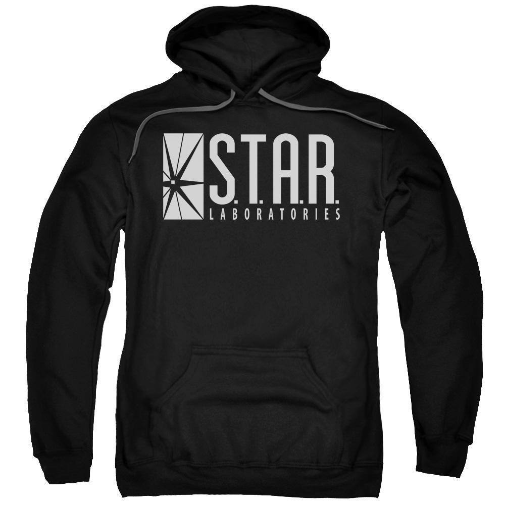The Flash TV Show Star Hoodie