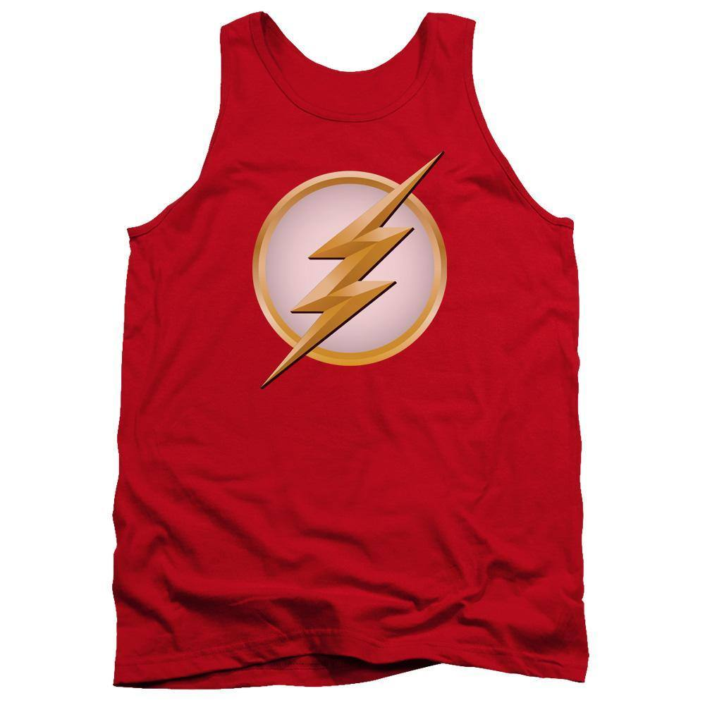 The Flash TV Show New Logo Tank Top