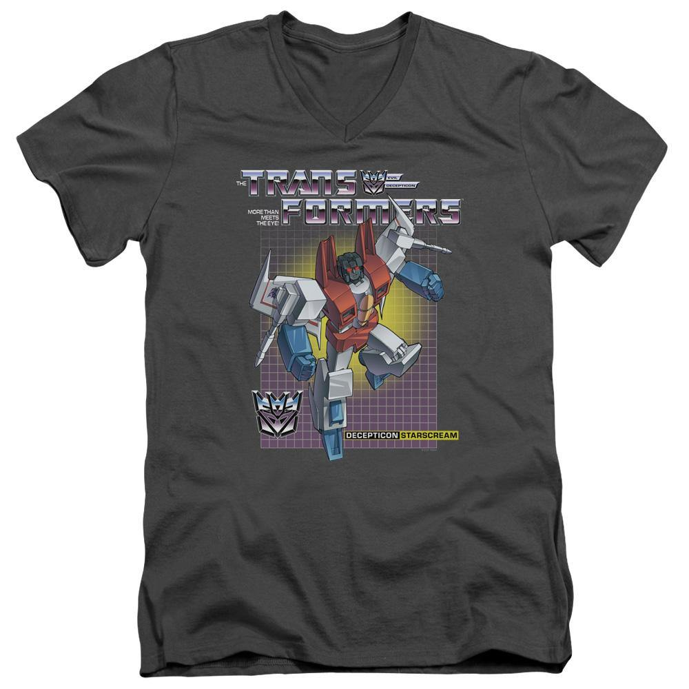 The Transformers Starscream T-Shirt - Rocker Merch