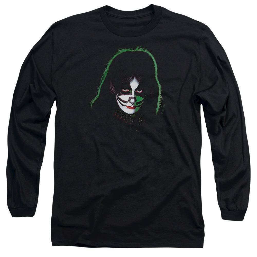 Kiss Peter Criss 1978 Solo Album Long Sleeve T-Shirt