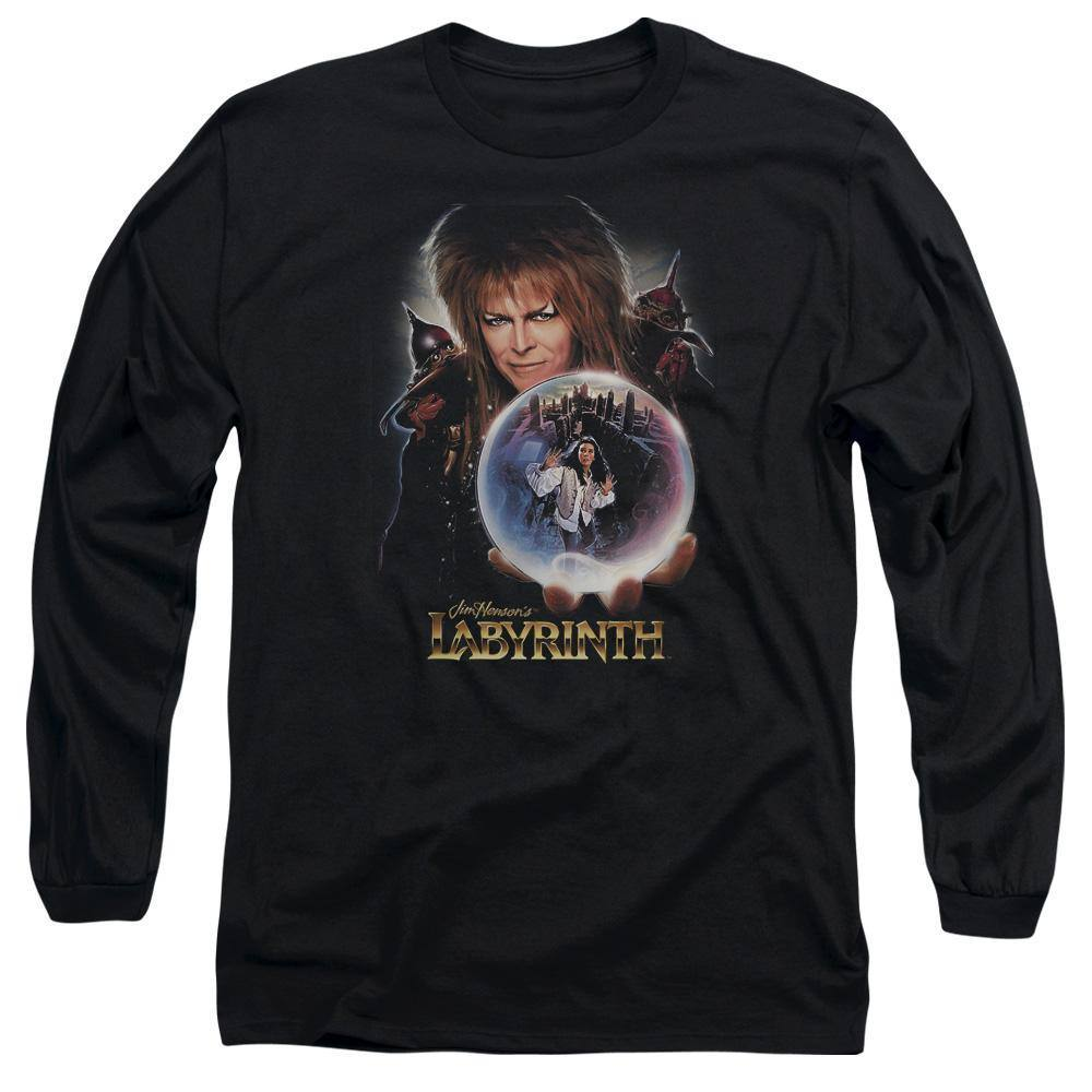 Labyrinth Movie I Have A Gift Long Sleeve T-Shirt