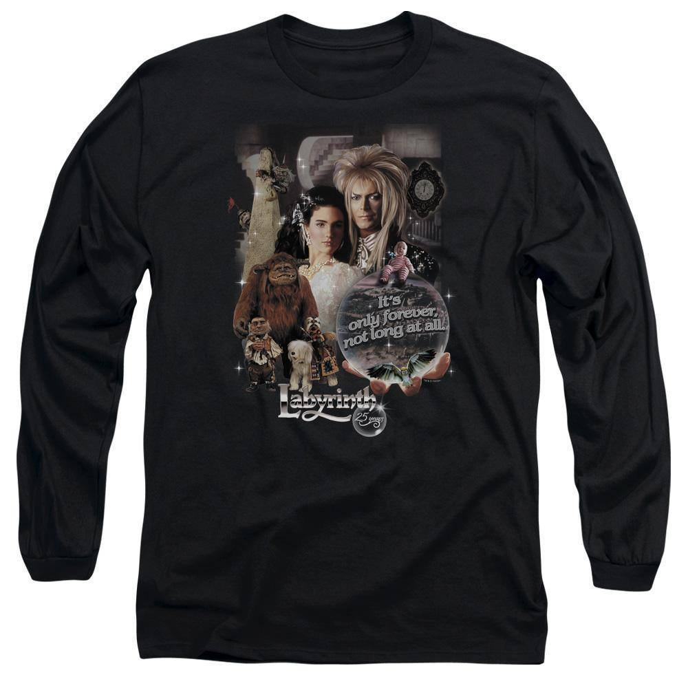 Labyrinth Movie 25 Years Of Magic Long Sleeve T-Shirt
