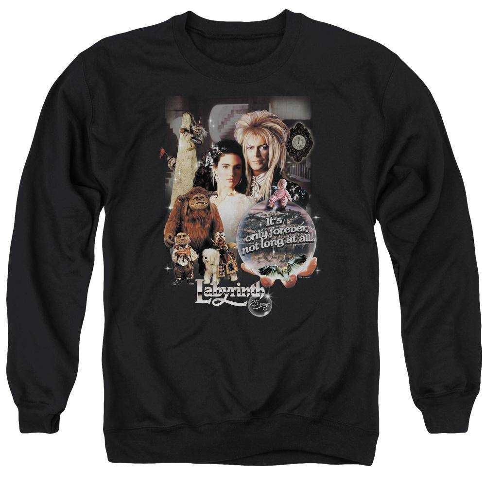 Labyrinth Movie 25 Years Of Magic Sweatshirt