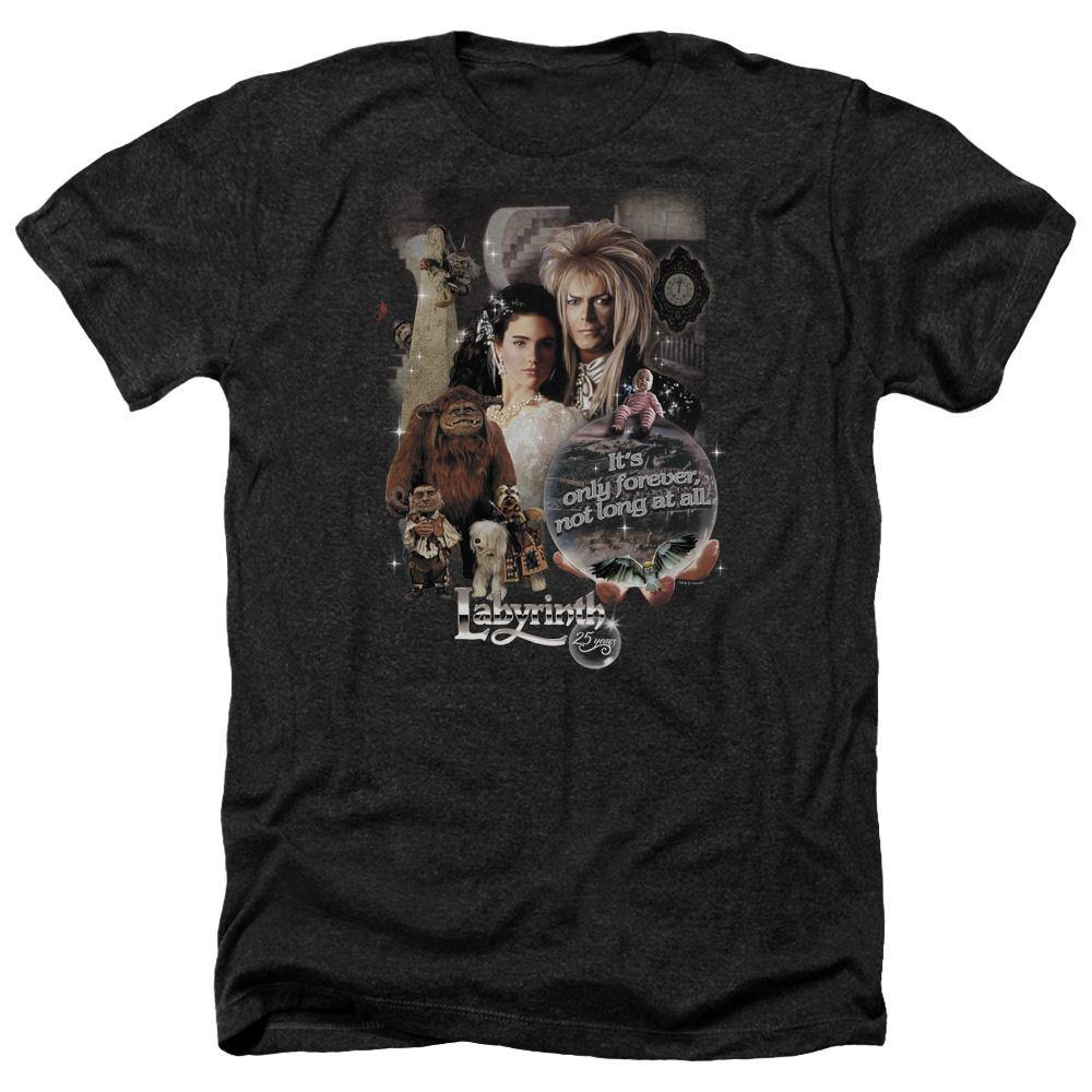 Labyrinth Movie 25 Years Of Magic T-Shirt - Rocker Merch