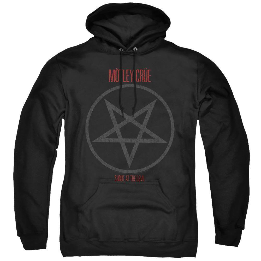 Motley Crue Shout At The Devil Hoodie