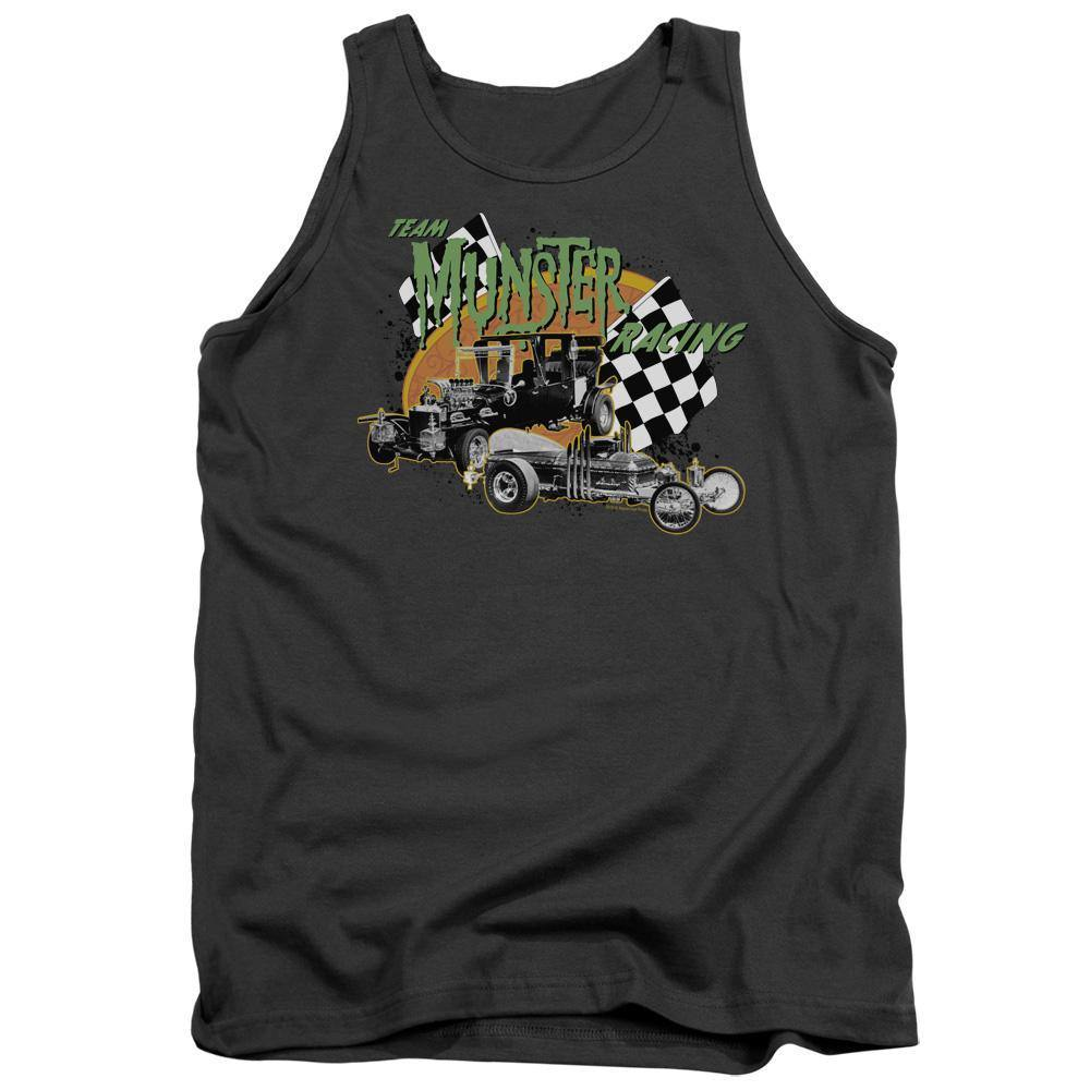 The Munsters Munster Racing Tank Top