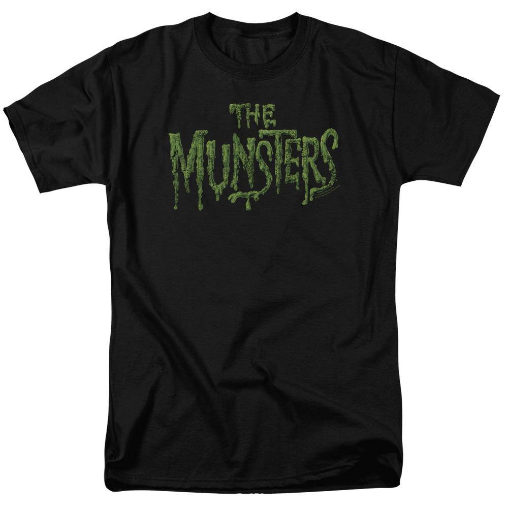 The Munsters Distressed Logo T-Shirt