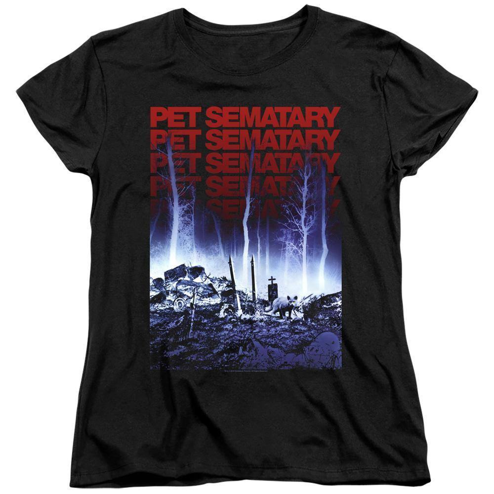 Pet Sematary Sematary Women's T-Shirt