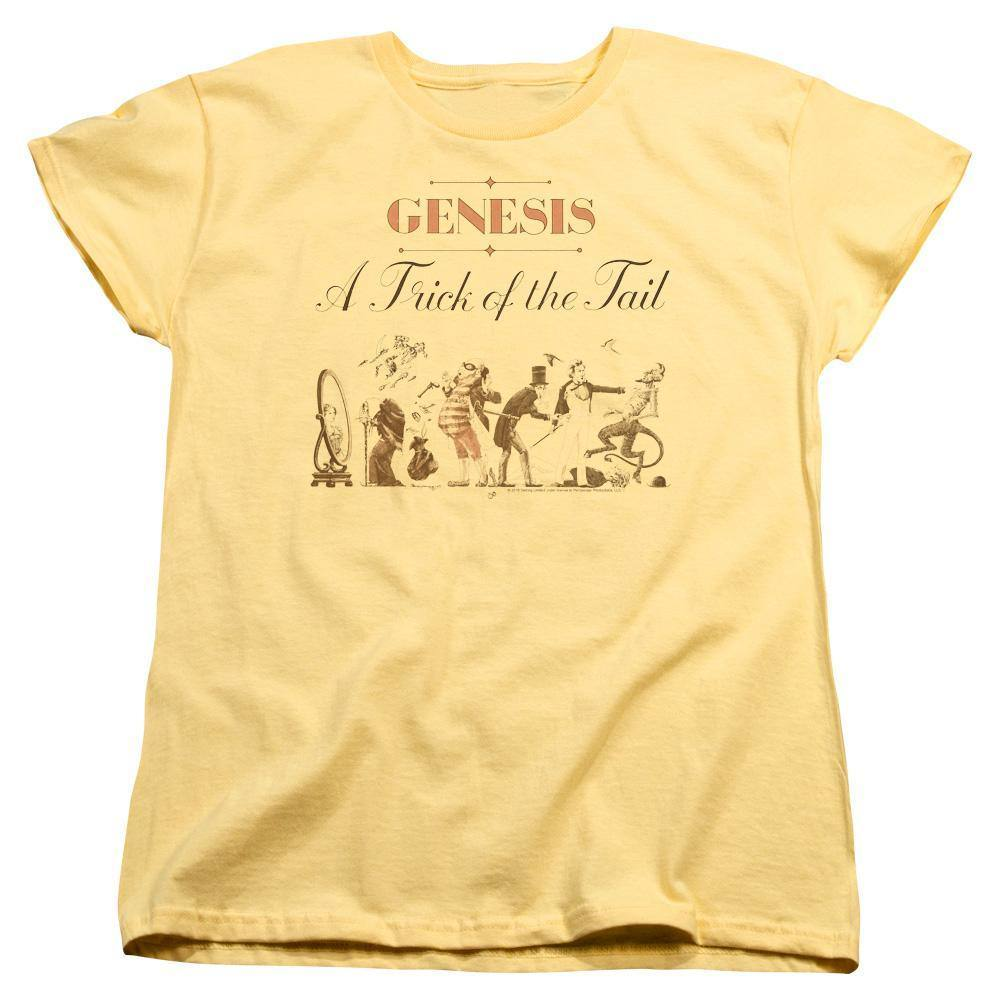 Genesis Trick Of The Tail Women's T-Shirt