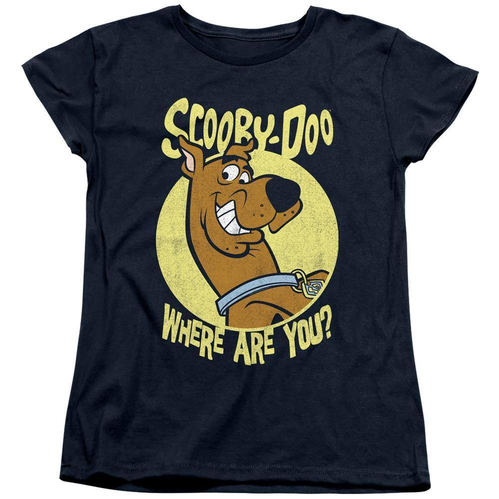 Scooby Doo Where Are You Women's T-Shirt