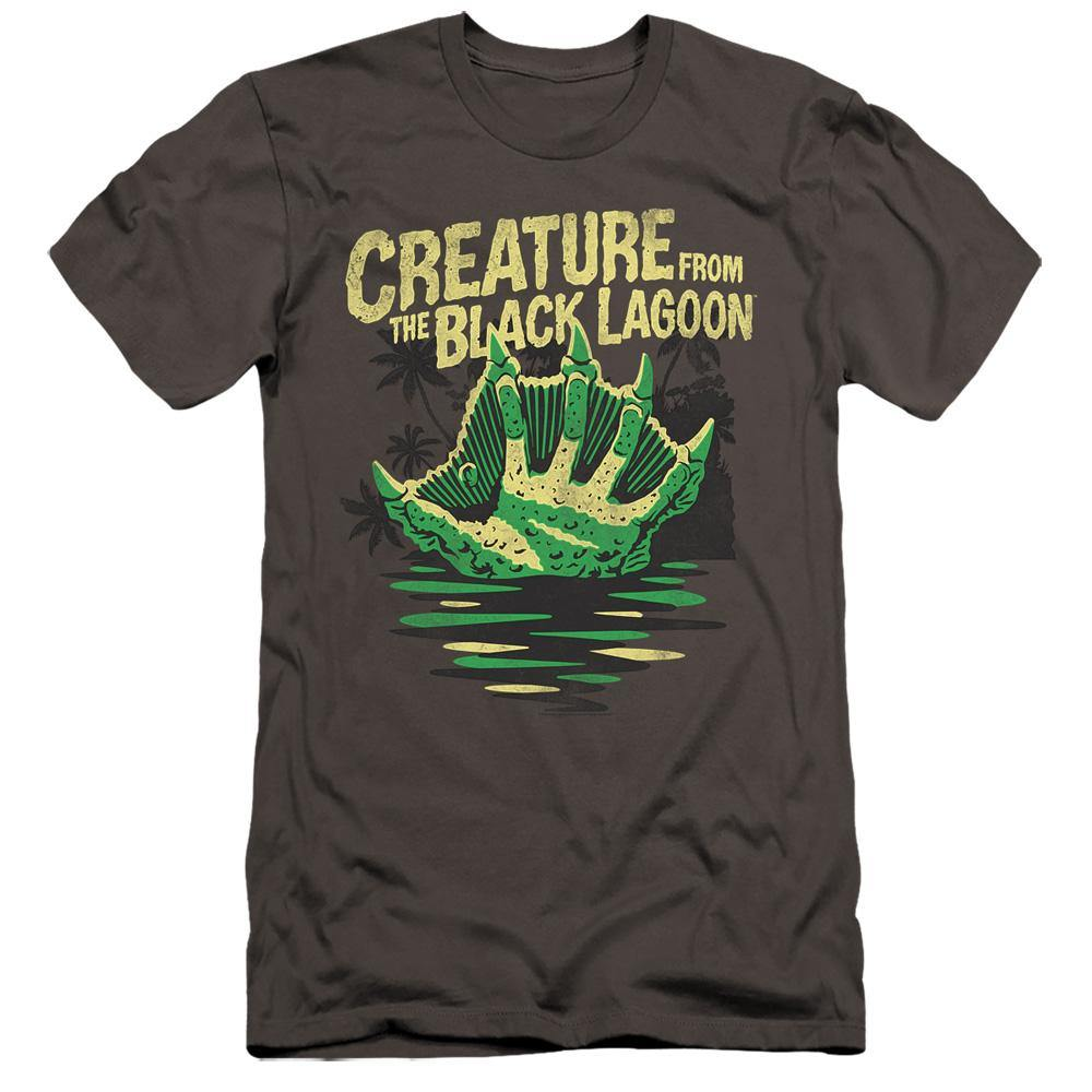 Universal Monsters Creature From The Black Lagoon Breacher T-Shirt - Rocker Merch