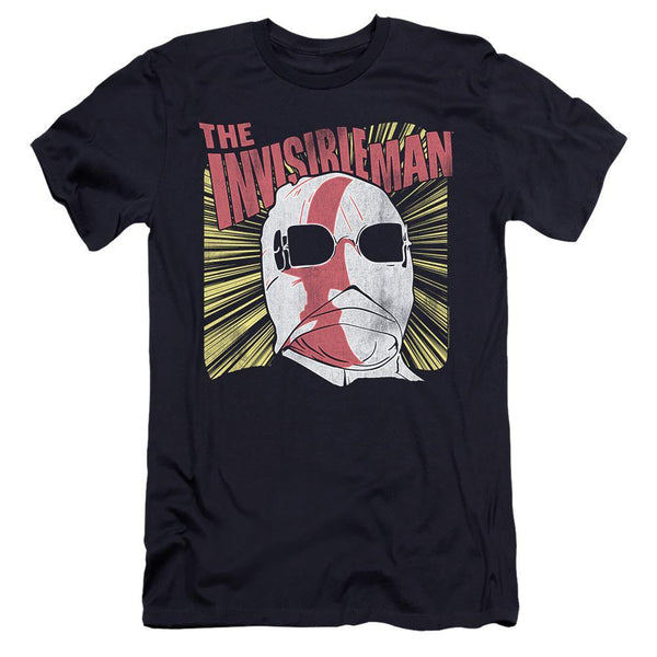 Universal Monsters The Invisible Man Portrait T-Shirt