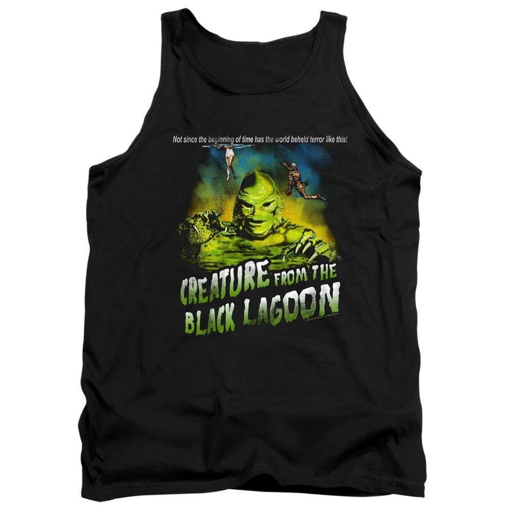 Universal Monsters Creature From The Black Lagoon Not Since Tank Top