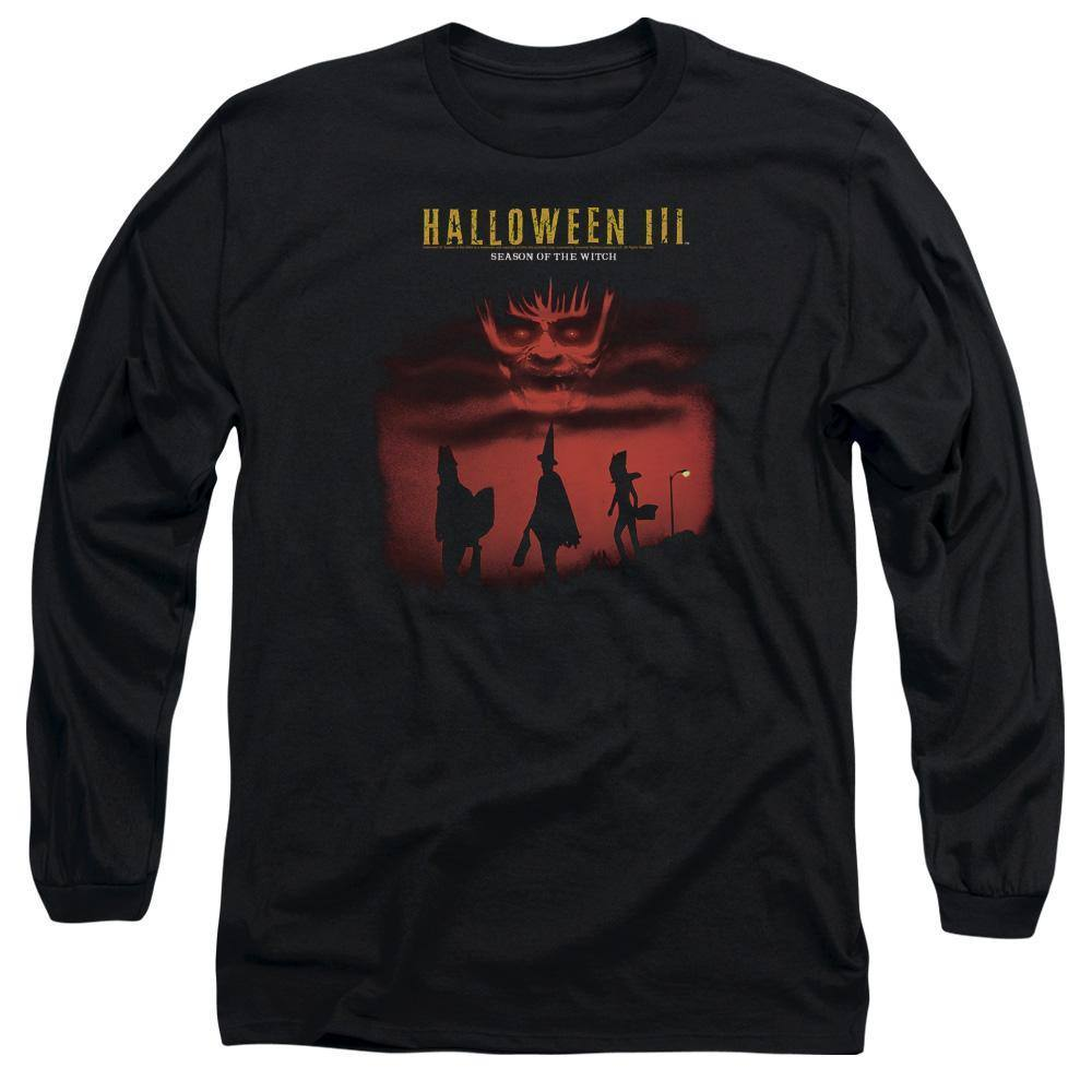 Halloween III Season Of The Witch SOTW Long Sleeve T-Shirt