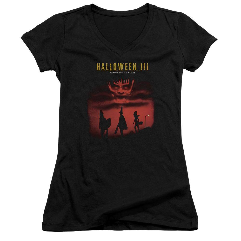 Halloween III Season Of The Witch SOTW Juniors T-Shirt - Rocker Merch