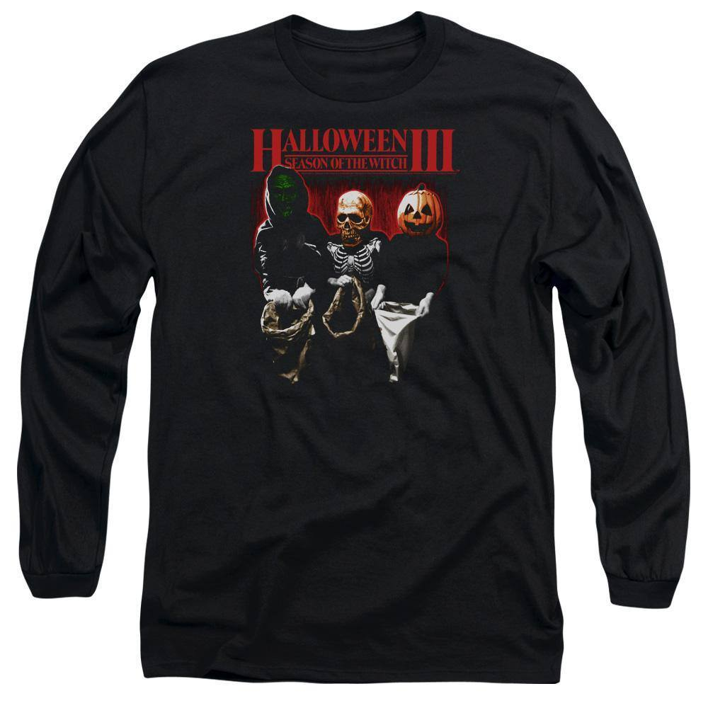 Halloween III Season Of The Witch Trick Or Treat Long Sleeve T-Shirt