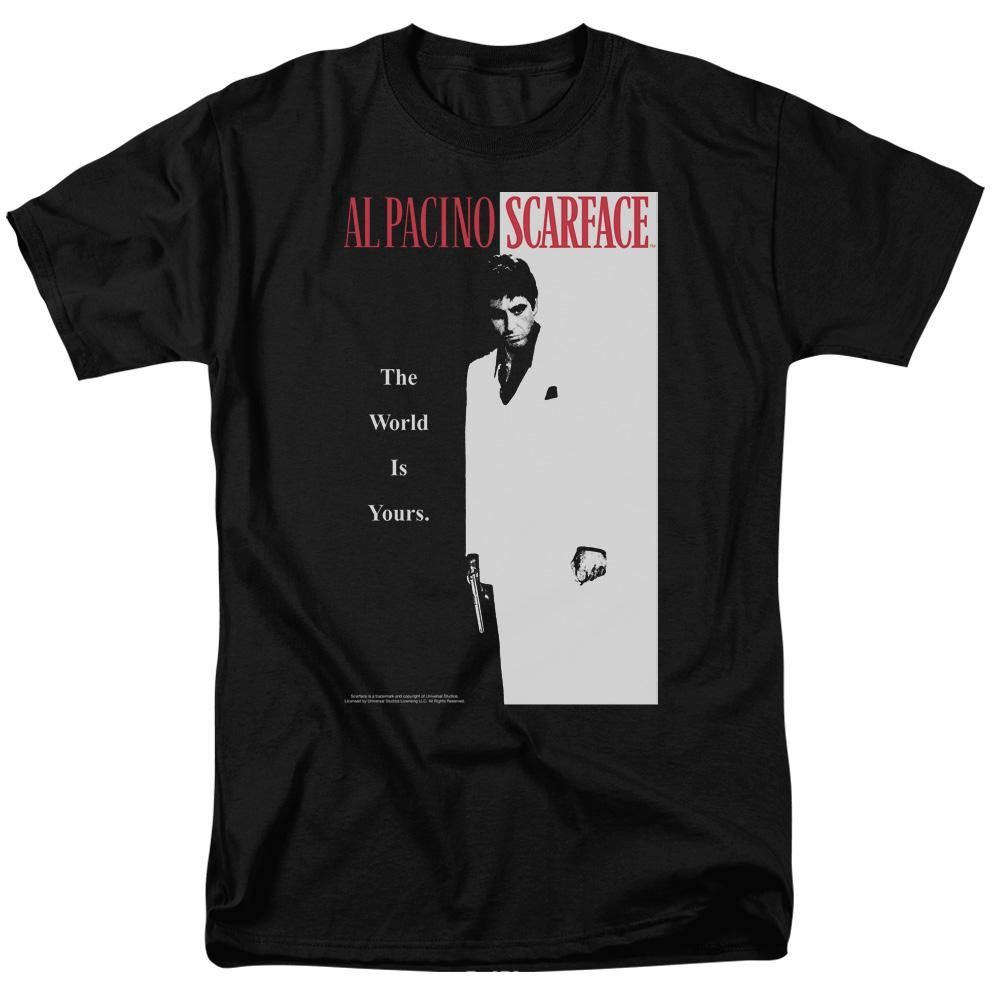 Scarface Movie Classic T-Shirt - Rocker Merch