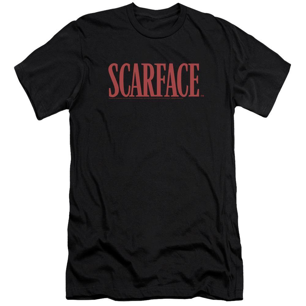 Scarface Movie Logo T-Shirt - Rocker Merch
