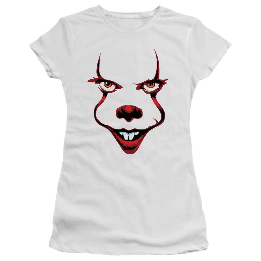 It Pennywise Smile Juniors T-Shirt - Rocker Merch