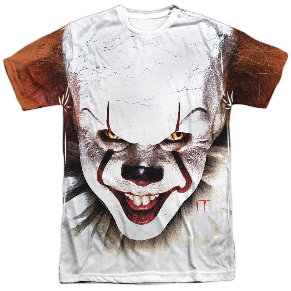 It Pennywise At Large Sublimation T-Shirt