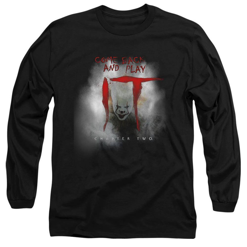 It Chapter 2 Movie Poster Long Sleeve T-Shirt