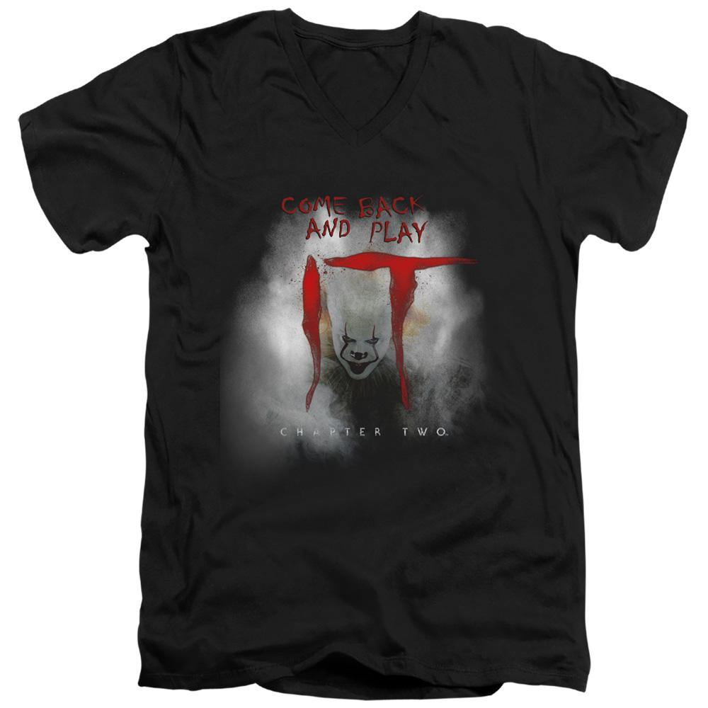 It Chapter 2 Movie Poster T-Shirt - Rocker Merch
