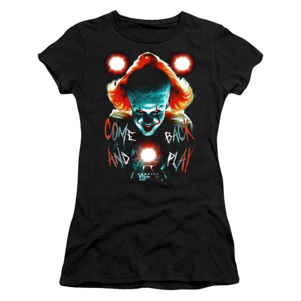 It Chapter 2 Dead Lights Juniors T-Shirt - Rocker Merch