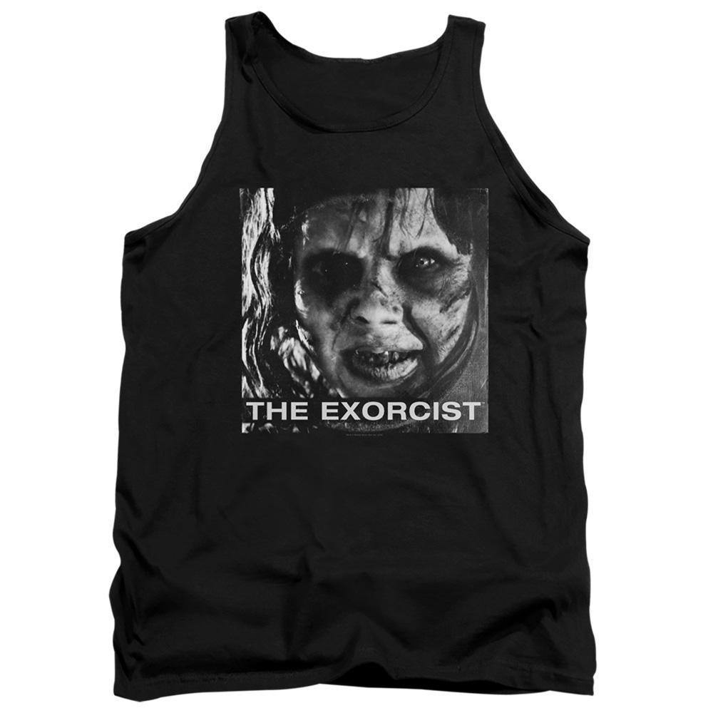 The Exorcist Movie Regan Approach Tank Top
