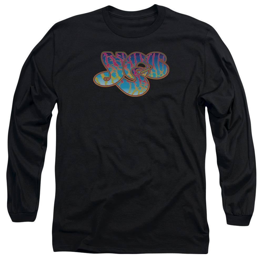 Yes Band Logo Long Sleeve T-Shirt