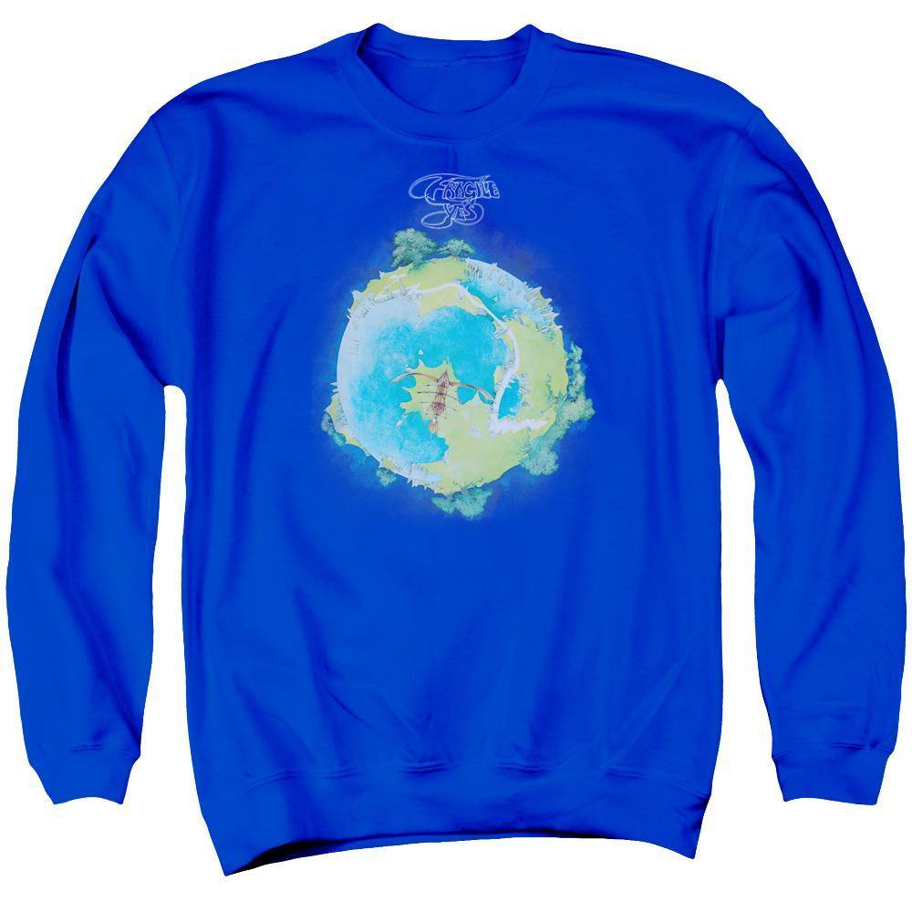Yes Fragile Album Cover Sweatshirt
