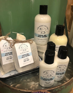 One Blessed Acre Goats Milk Lotion