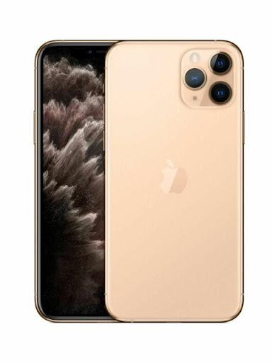 Apple iPhone 11 Pro Max Gold  64GB - iStock BD