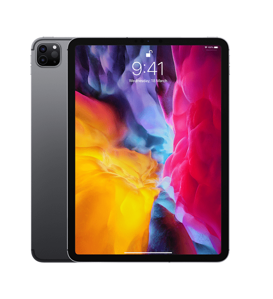 "New Apple iPad Pro 12.9"" 512GB Wifi and cellular (2020) - iStock BD"