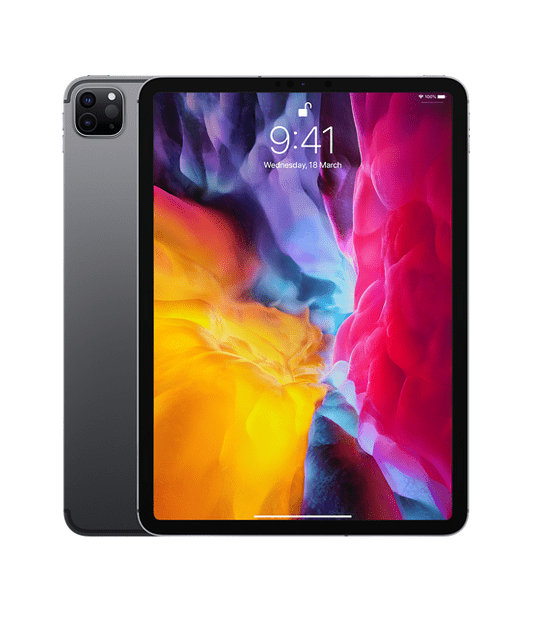 "New Apple iPad Pro 12.9"" 256GB Wifi and cellular (2020) - iStock BD"