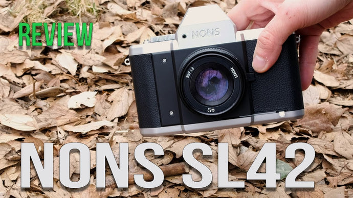 NONS SL42 Camera Review by Keigo Moriyama