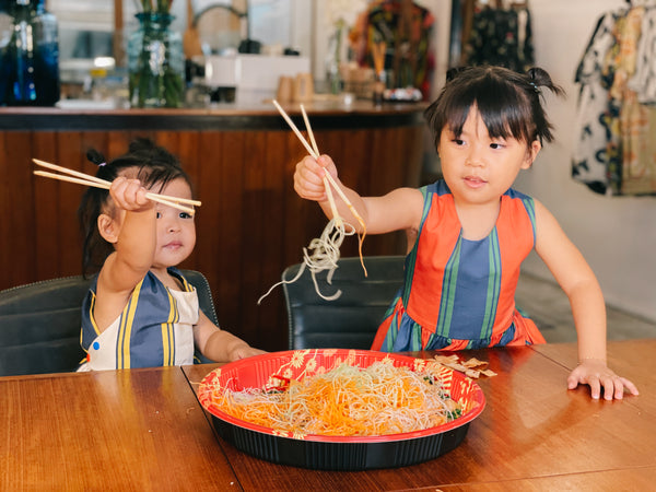 Vol 18 : How to Lo Hei Yu Sheng (CNY Special)