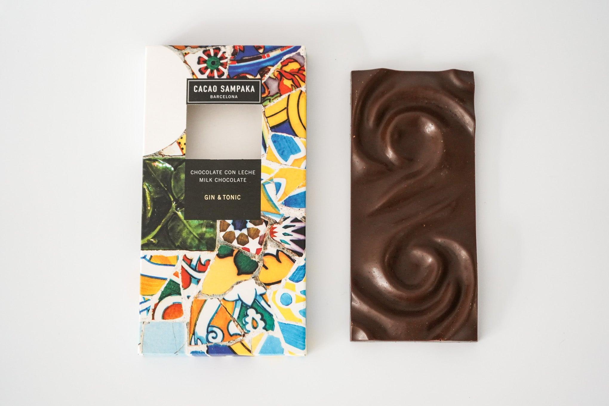 Gin & Tonic' Milk Chocolate
