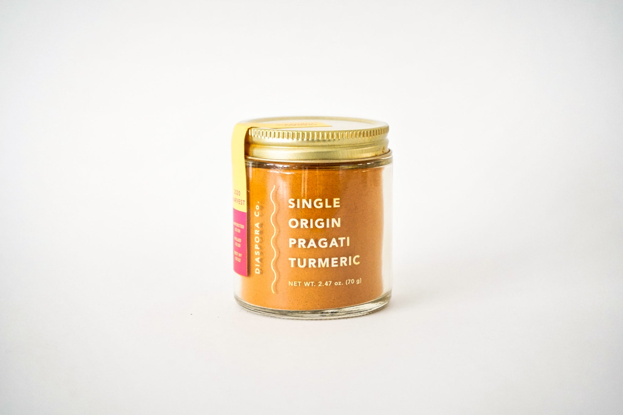 Single Origin Pragati Turmeric