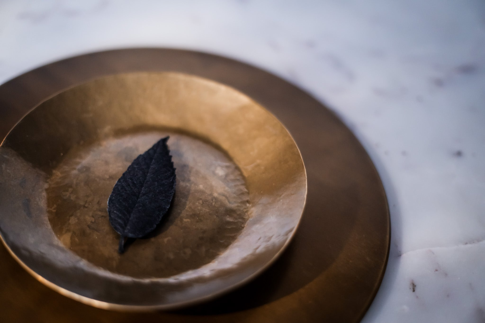 Focus' Ha Ko Black Incense Leaves